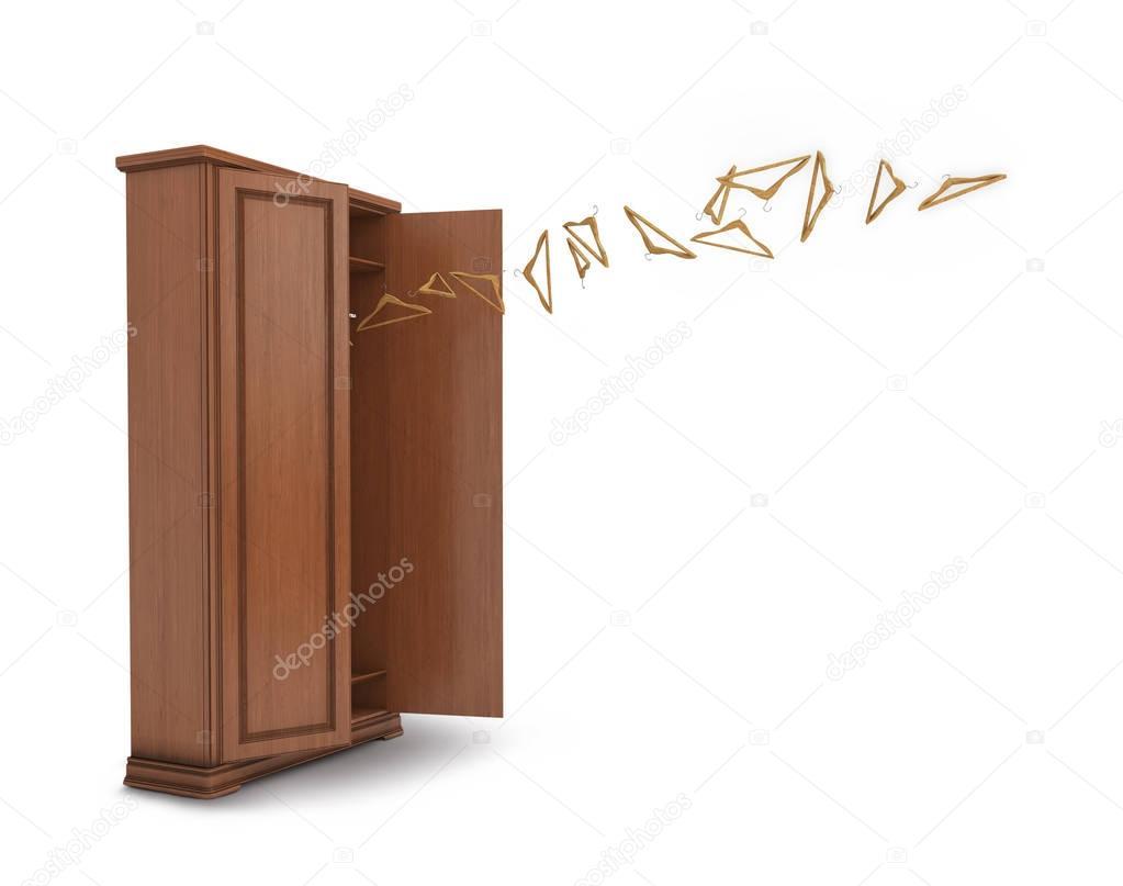 Houten Open Kast : Open kasten berg uw favoriete items op in een open kast