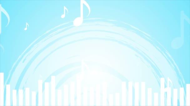 Kék könnyűzenei absztrakt OVA epizódnak