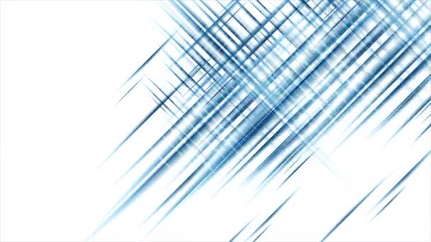 Digitální tech modré futuristické abstraktní pohybu pozadí