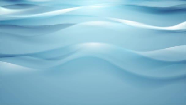 Kék absztrakt hullámok OVA epizódnak