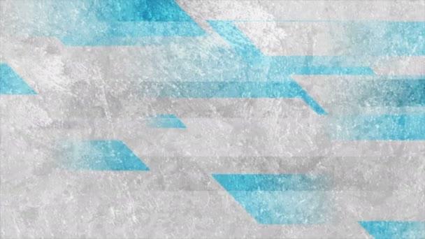 Világos kék szürke grunge csíkok elvont mozgás design