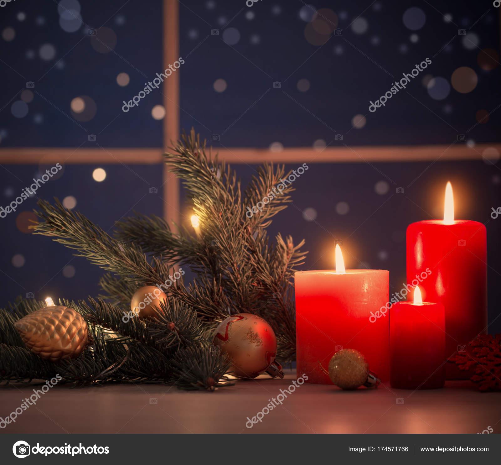 Afbeeldingen Kerst Kaarsen