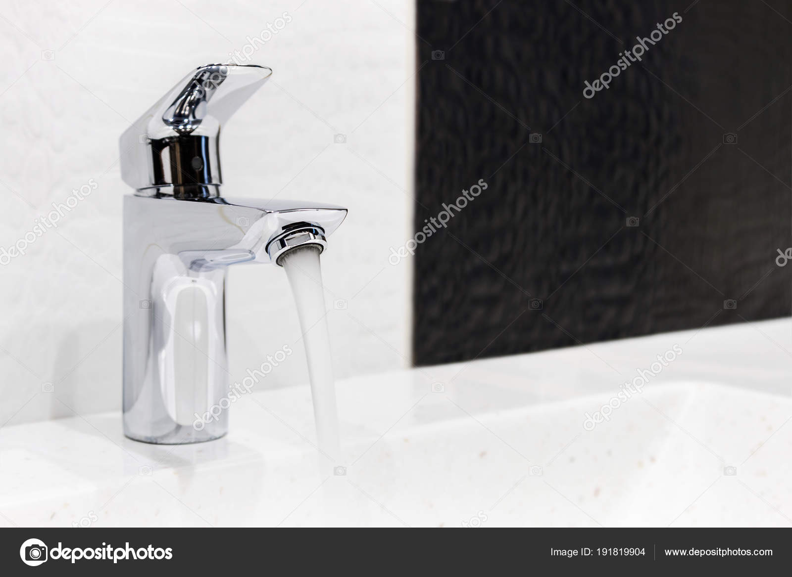 water faucet in the bathroom or toilet — Stock Photo © doroshin ...