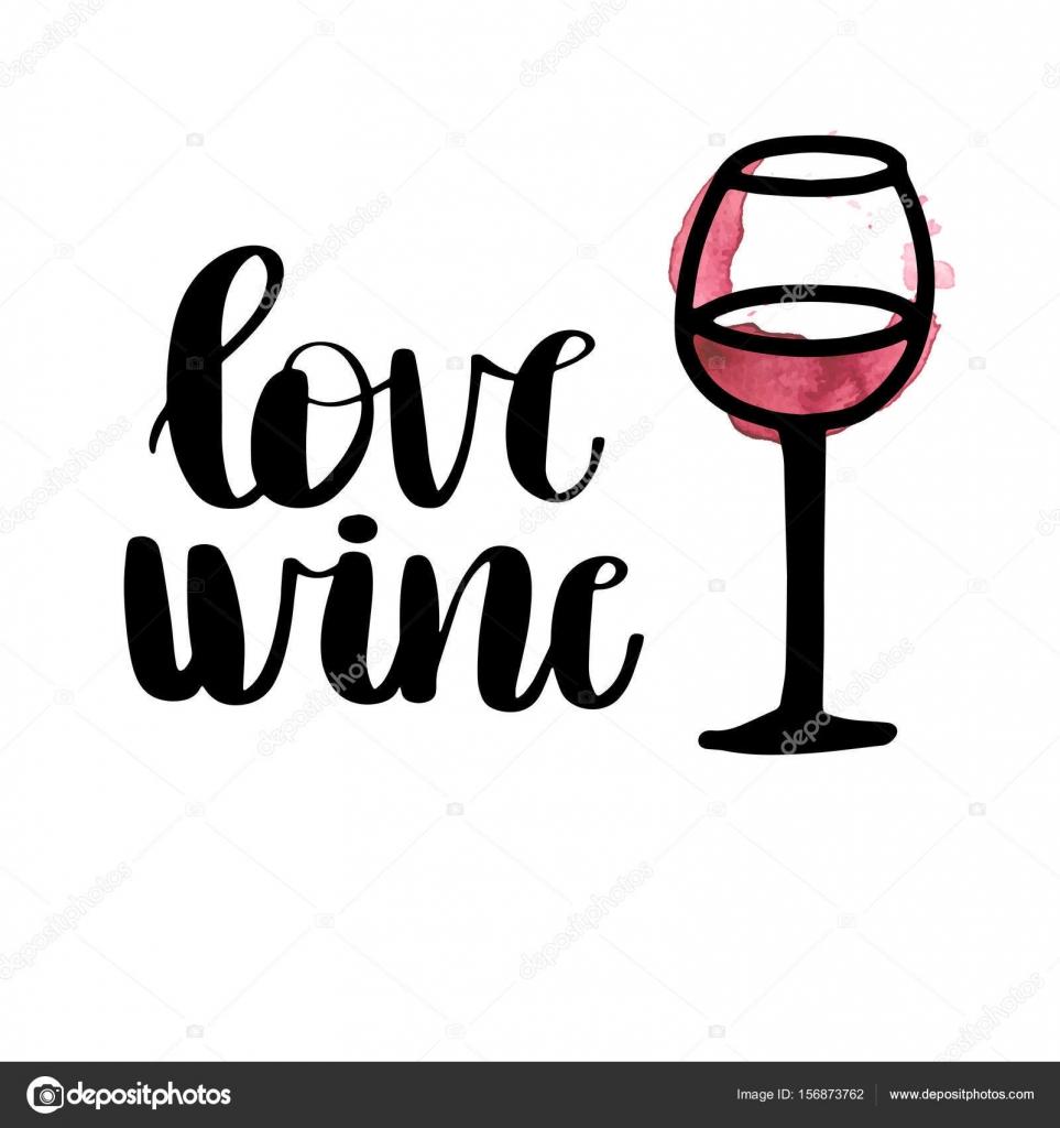Imágenes Copas De Vino Con Frases De Amor El Amor Vino