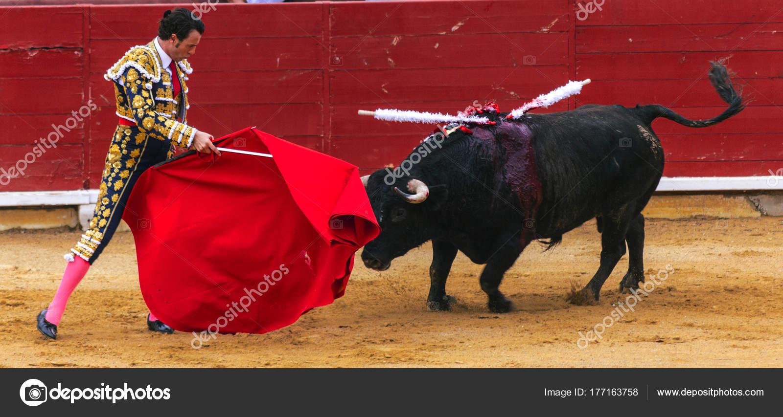Spanischer Stierkampf
