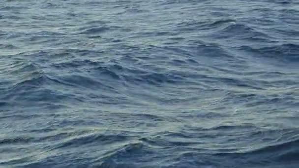 Vlny v moři. Je převzata z lodi