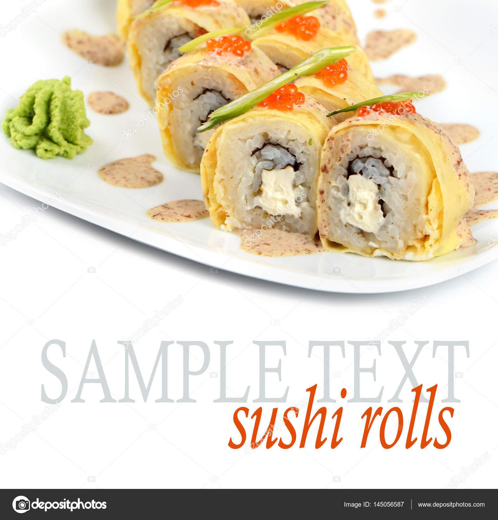 Cuisine savoureuse rouleaux de sushi photographie voronin 76 145056587 - Stock cuisine saint priest ...