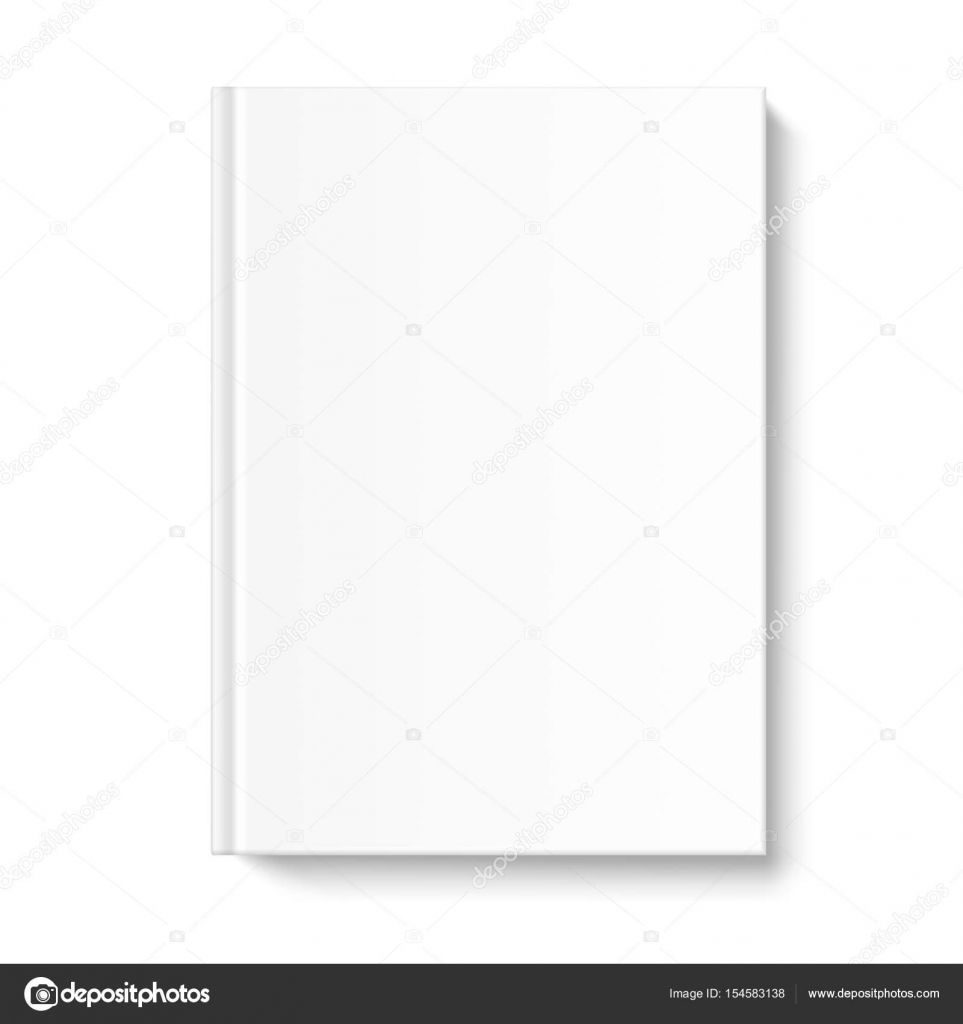Book Cover Template Blank : Blank book cover template pixshark images