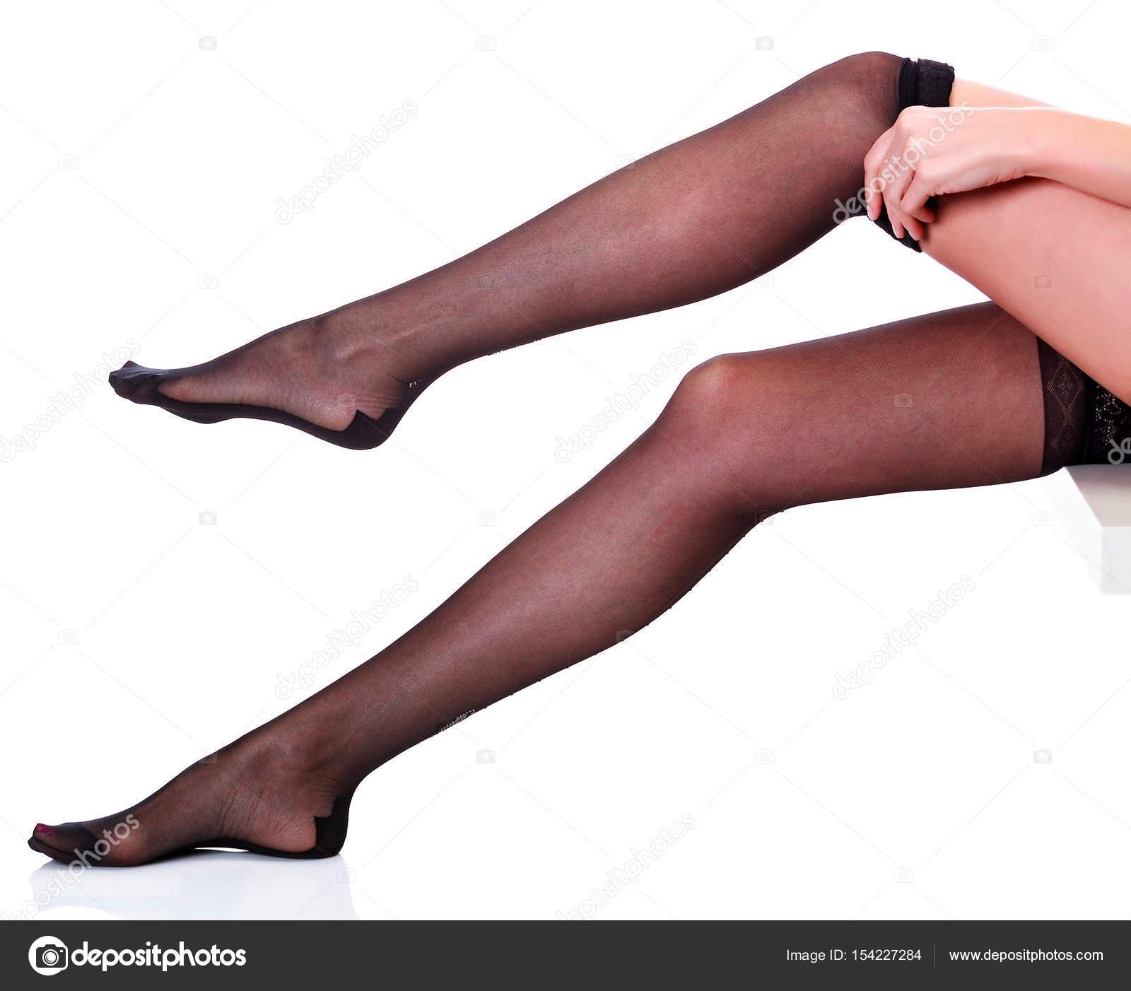 Ноги в красивых чулках картинки, пышные влажные задницы порно смотреть