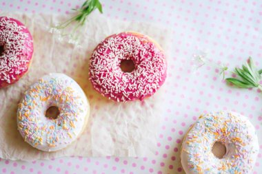 fresh Glazed donuts
