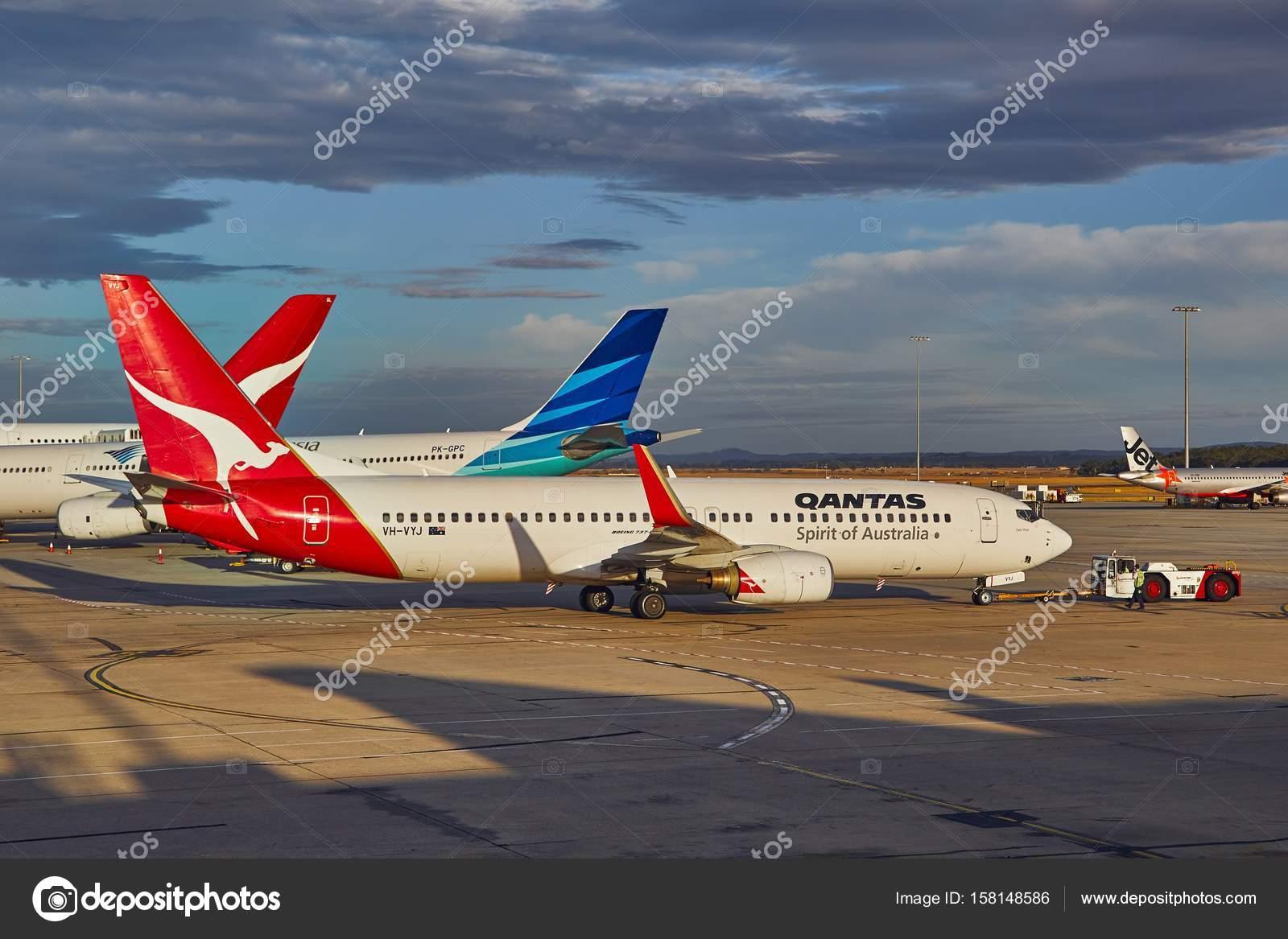 Avies da qantas fotografia de stock editorial gudella 158148586 avies da qantas fotografia stopboris Images