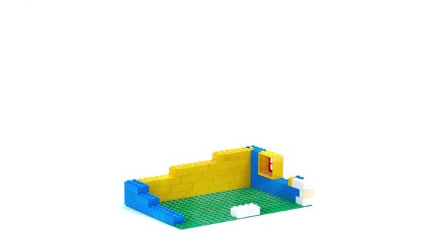 LEGO Brick House