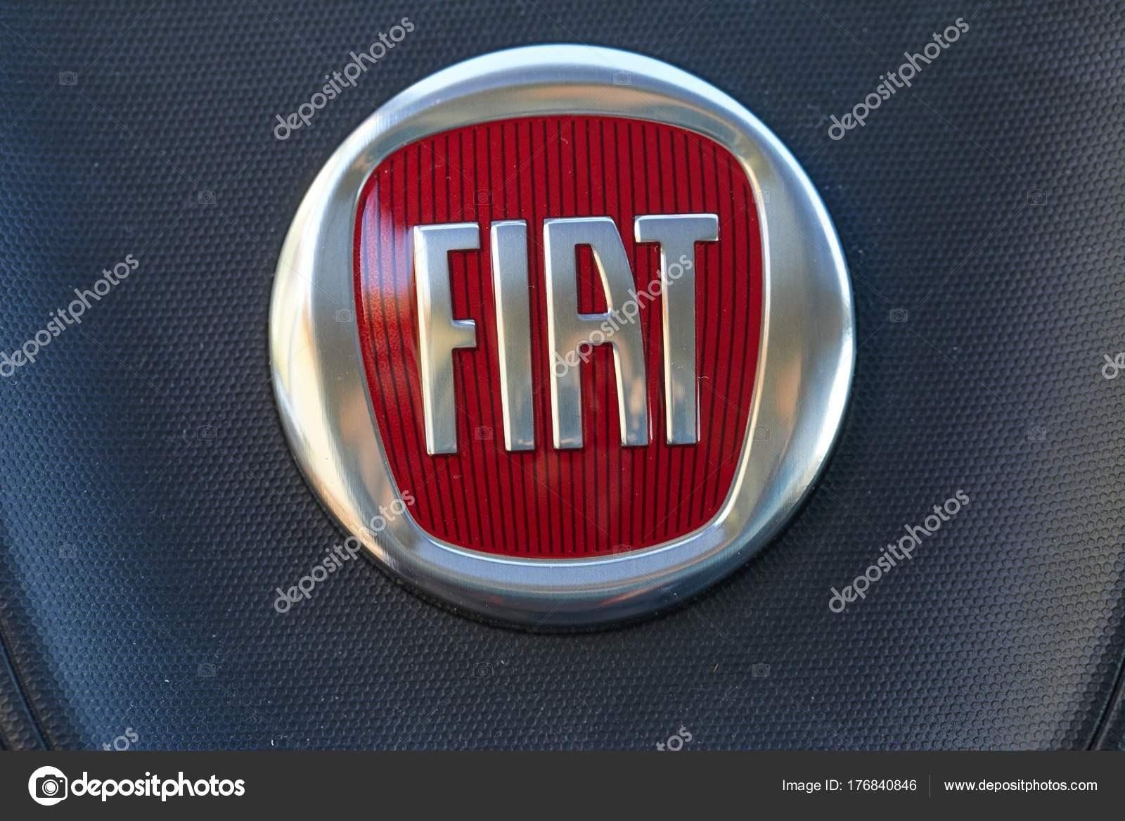 Fiat Car Logo Gudella 176840846