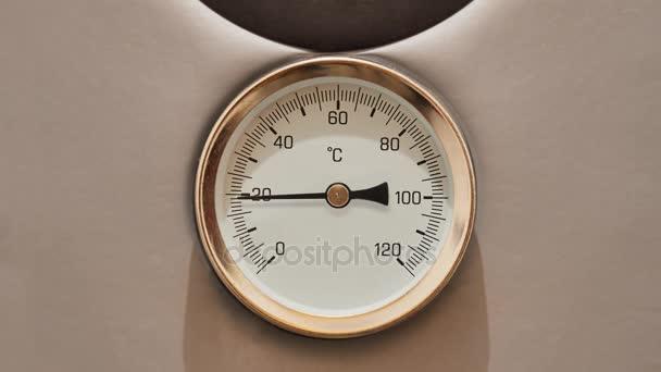 Warmwasserthermometer