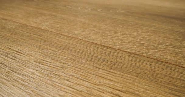 Parketová podlaha místnosti