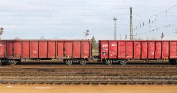 Nákladní vagóny
