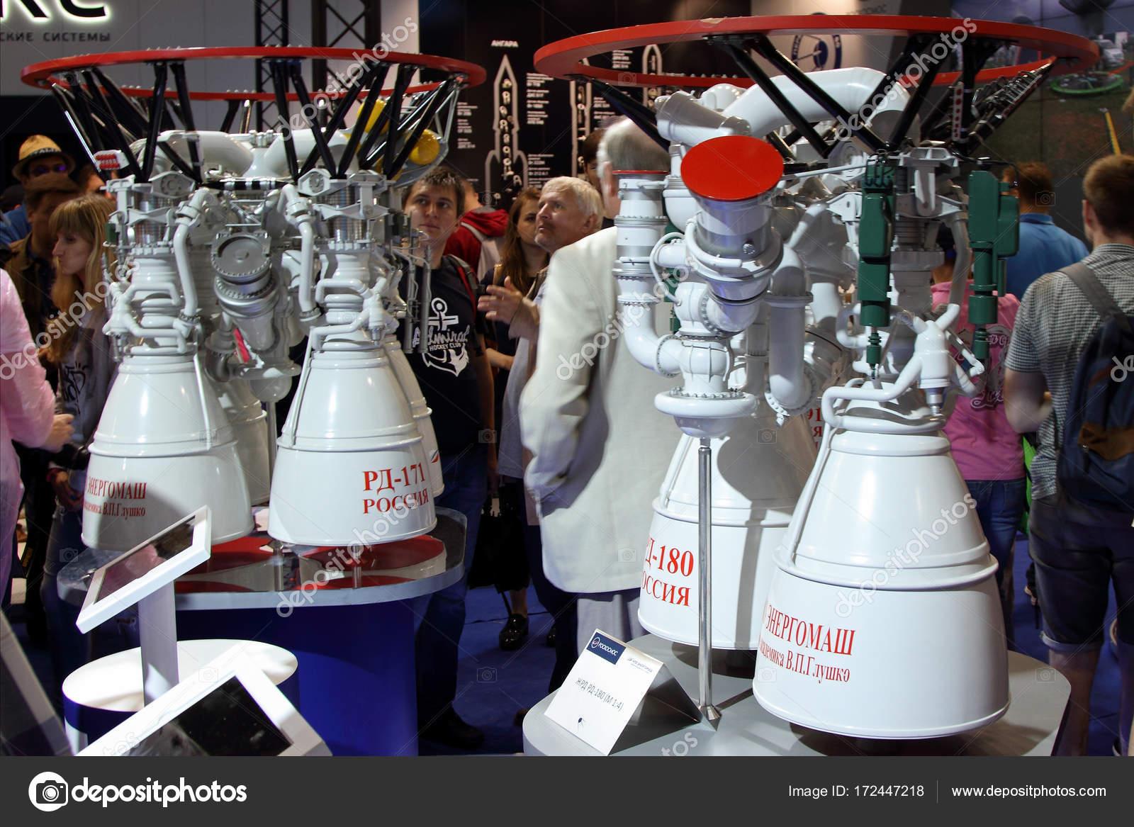 液体ロケット エンジン Rd 180 ...