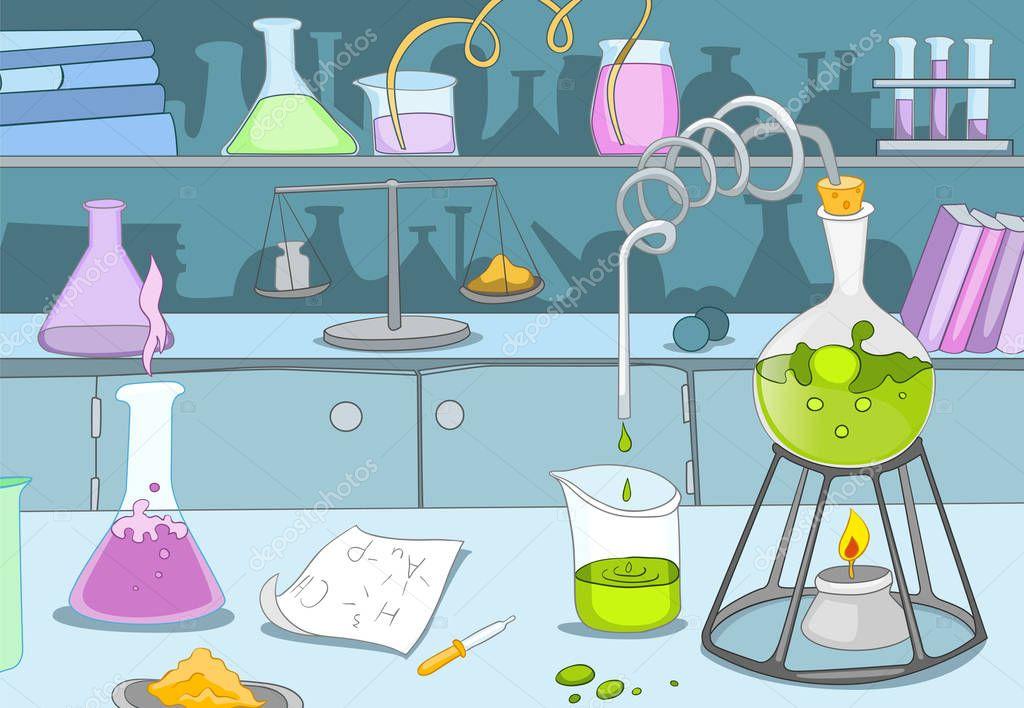 Imágenes: Laboratorios De Quimica
