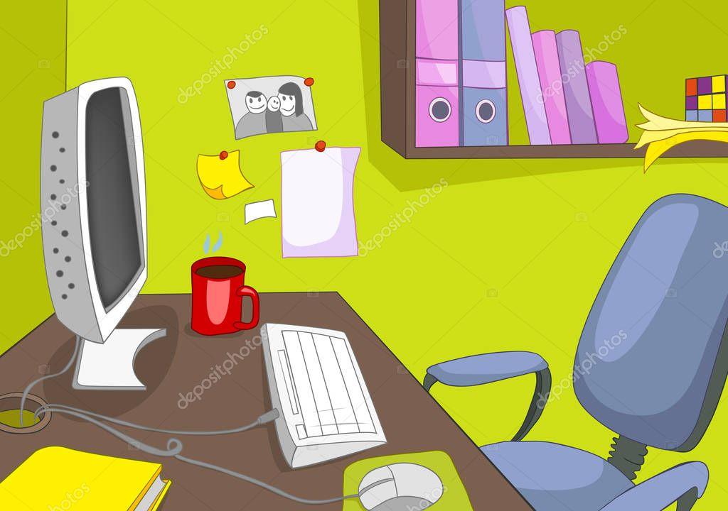 animado oficina