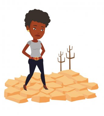 Desert Drought Floor Texture Pampa El Stock Photo (Edit Now) 1333227716