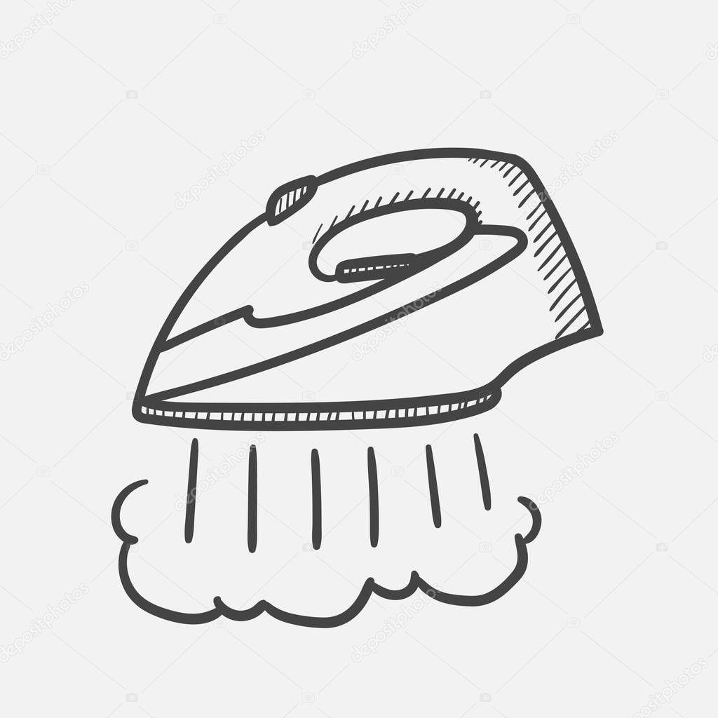Icono De Esbozo Dibujado Mano