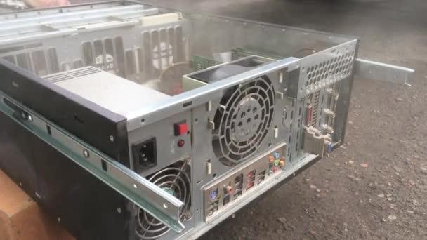 Air tisztítása a számítógép belsejében