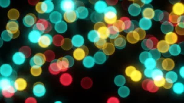 light circles flow