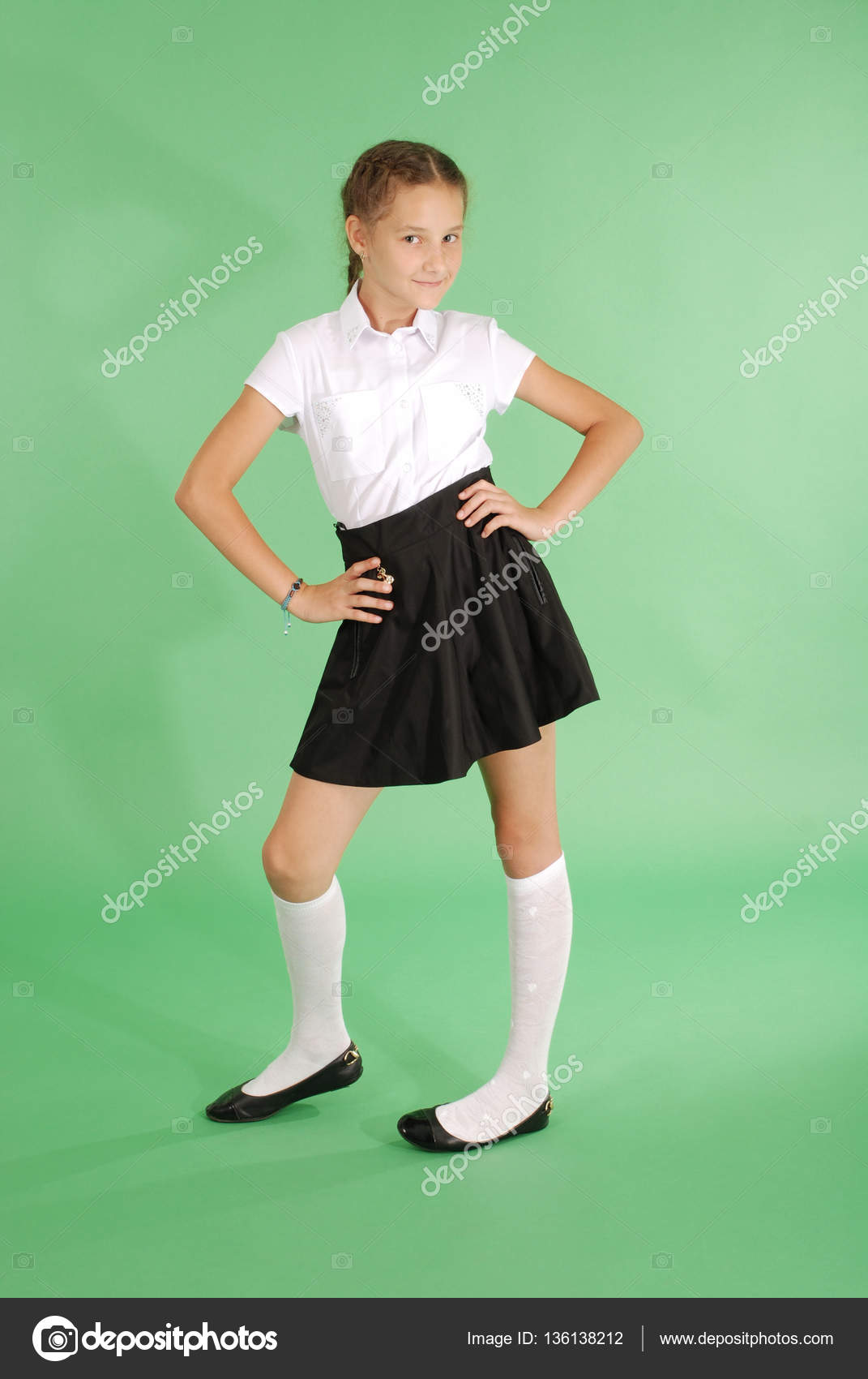 Apologise, Pics of young girls in school uniform