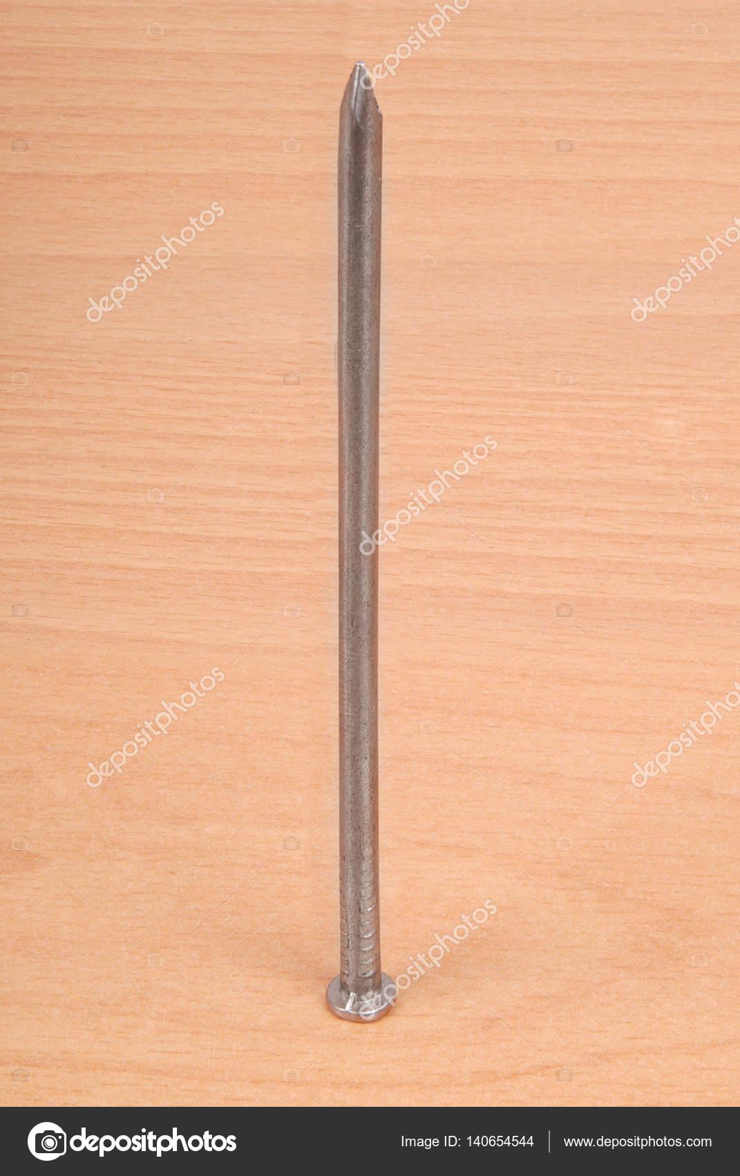 Großer Metall Nagel — Stockfoto © akova777 #140654544