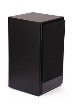 Black sound speakers