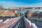 Fényképek Budapesti Várhegy sikló, Magyarország
