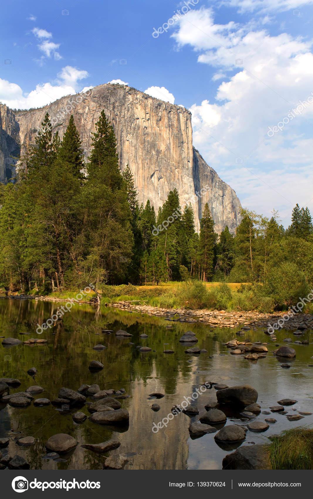 el capitan yosemite national park california — stock photo © sframe