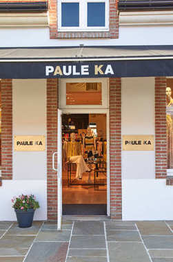 PAULE KA boutique in La Vallee Village.