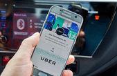Aplikace Uber na Samsung S7