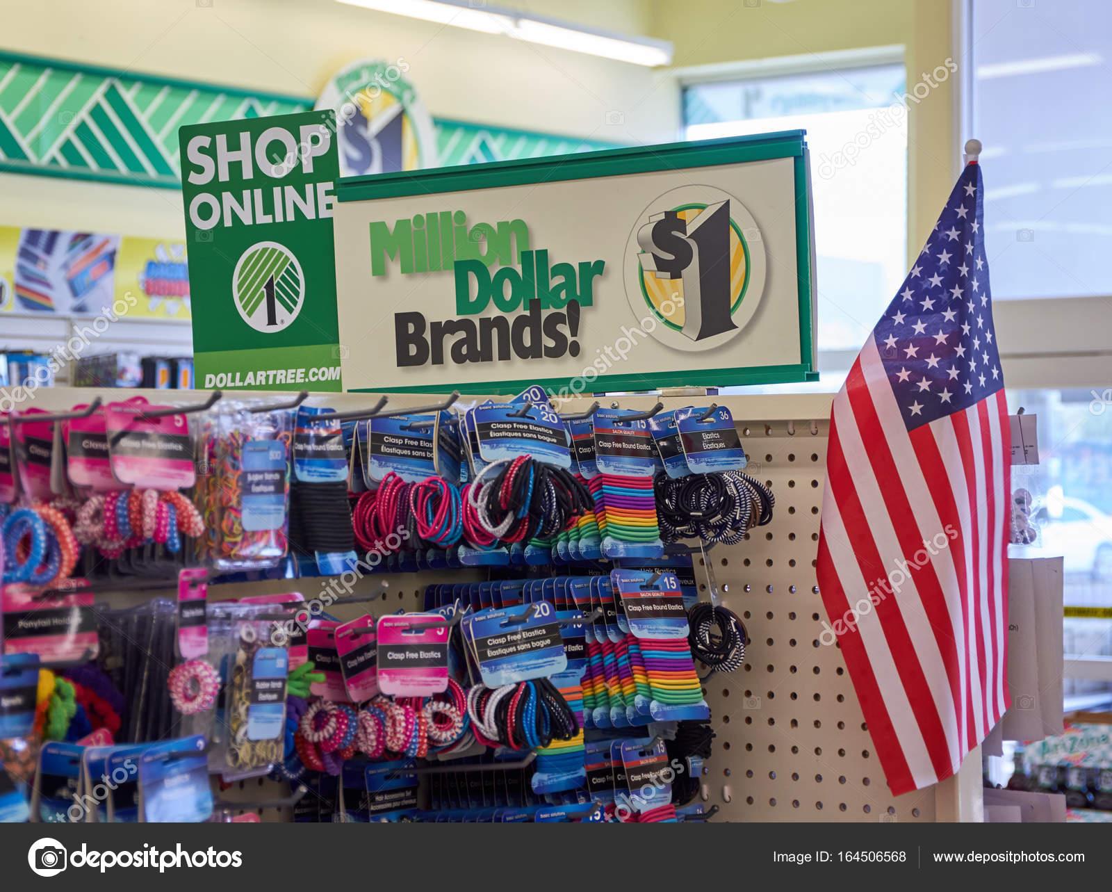 Dollar Tree Shop Online Signage Stock Editorial Photo C Dennizn