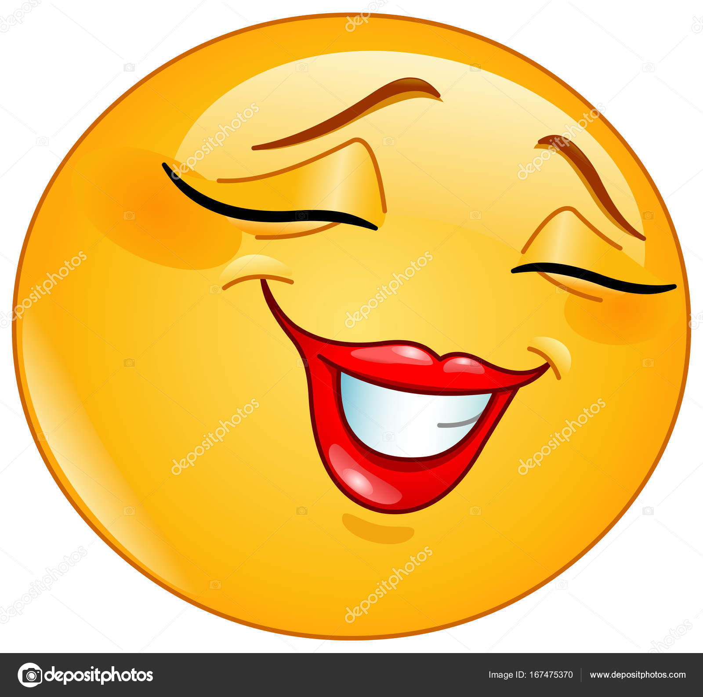 Resultado de imagem para emoticon sorrindo