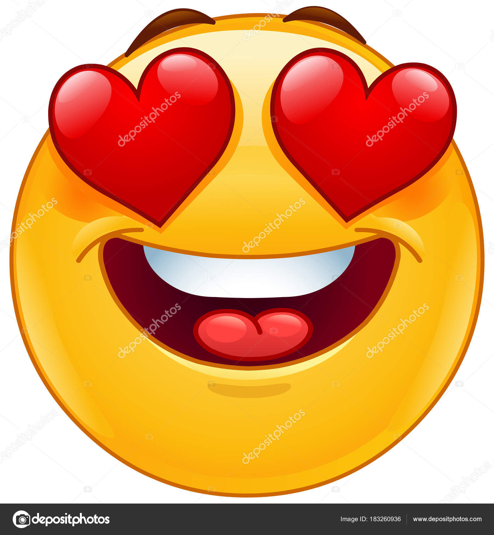 Smileys Mit Herz