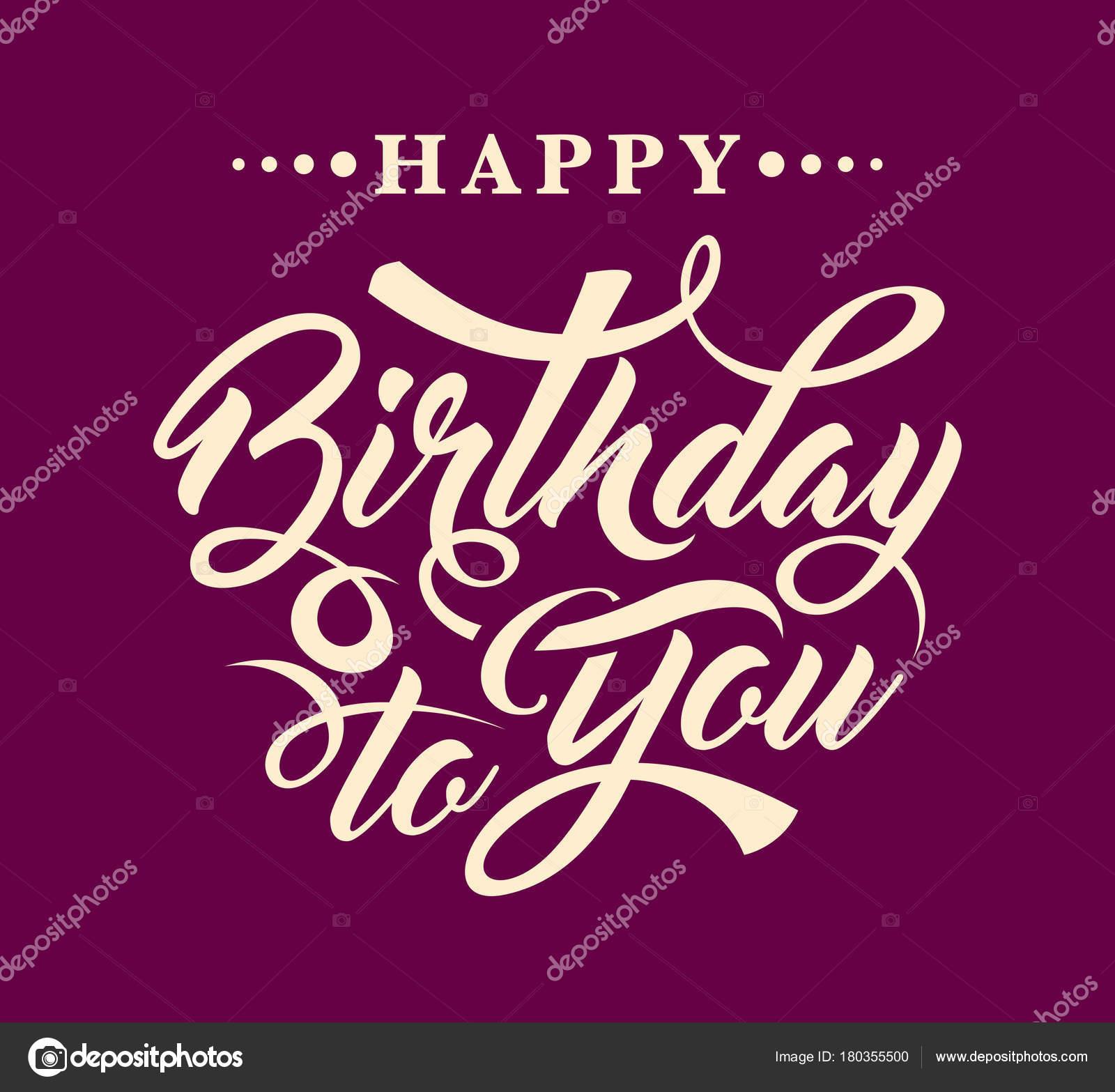 hartelijk gefeliciteerd met je verjaardag Hartelijk gefeliciteerd met je verjaardag. Kalligrafische tekst  hartelijk gefeliciteerd met je verjaardag
