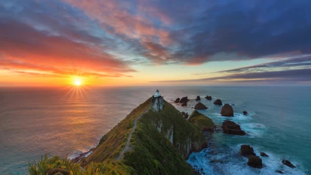 Nugget Point Sonnenaufgang