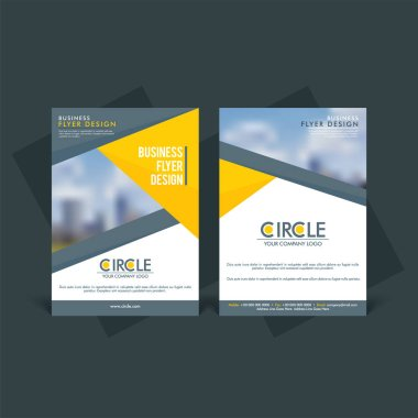 Creative Business Brochure Design.