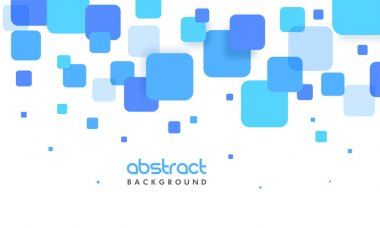 Creative abstract geometric background.