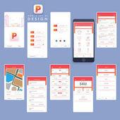 Materiál Design, uživatelské rozhraní, Ux pro mobilní aplikace