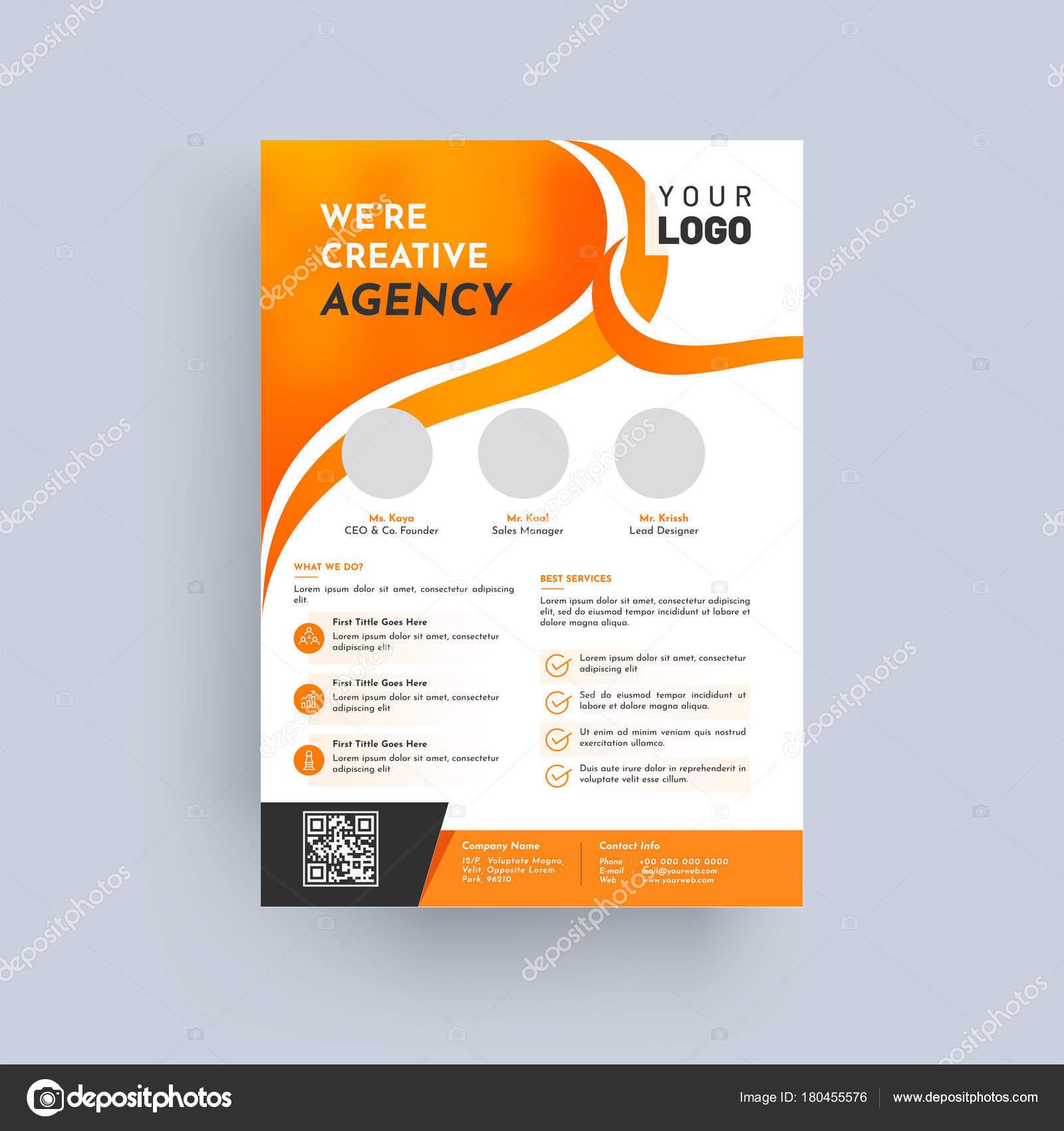 Diseño informe anual, cubierta, vector plantilla folletos, volantes ...