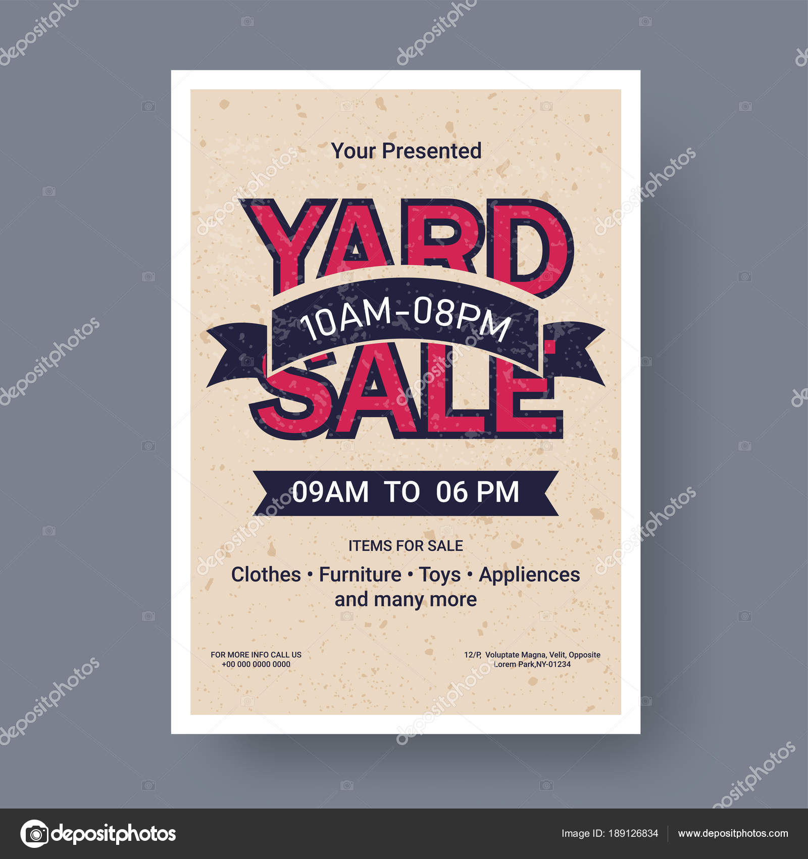 yard sale flyer printables juve cenitdelacabrera co