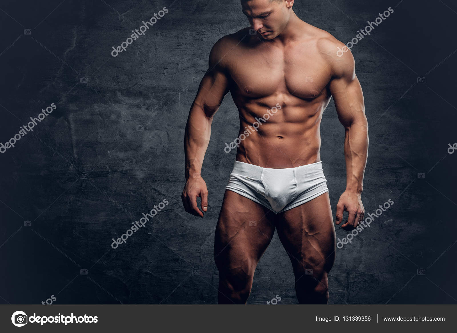 Athletic male galleries 44