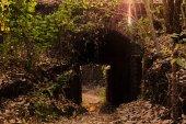 Photo Old stone ruins
