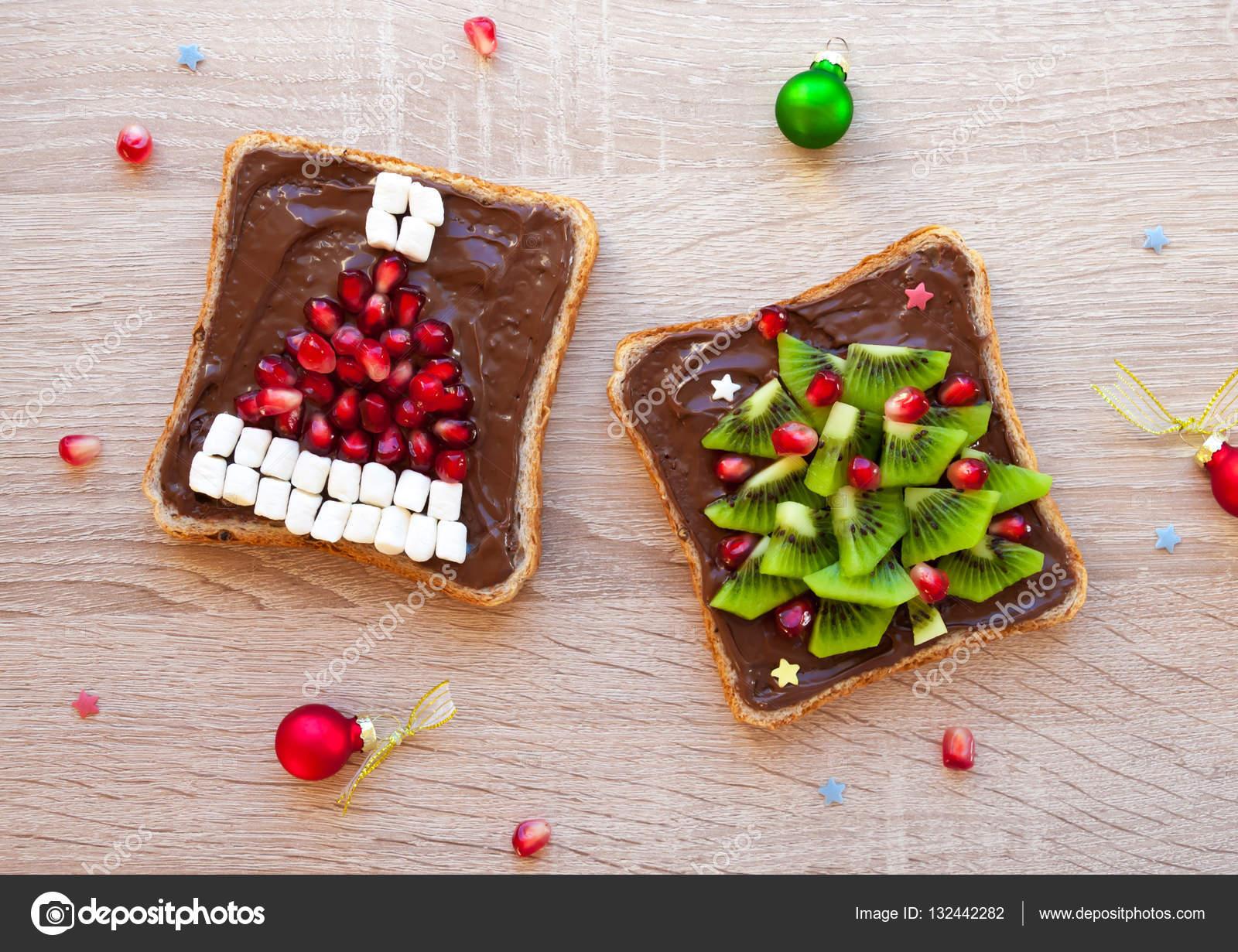 Weihnachten gesundes fr hst ck oder dessert idee f r for Weihnachten idee