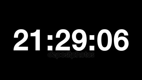 Odpočítávání 24 hodin