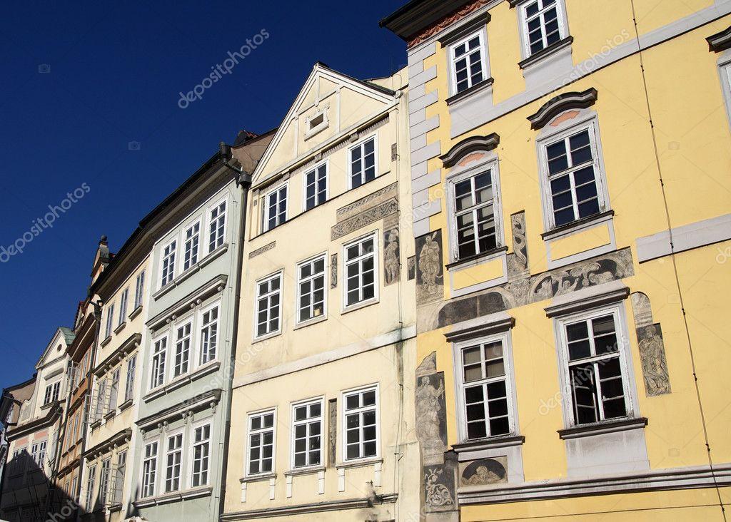 Barokowy Budynek Fronty Zdjęcie Stockowe Cascoly 125965936