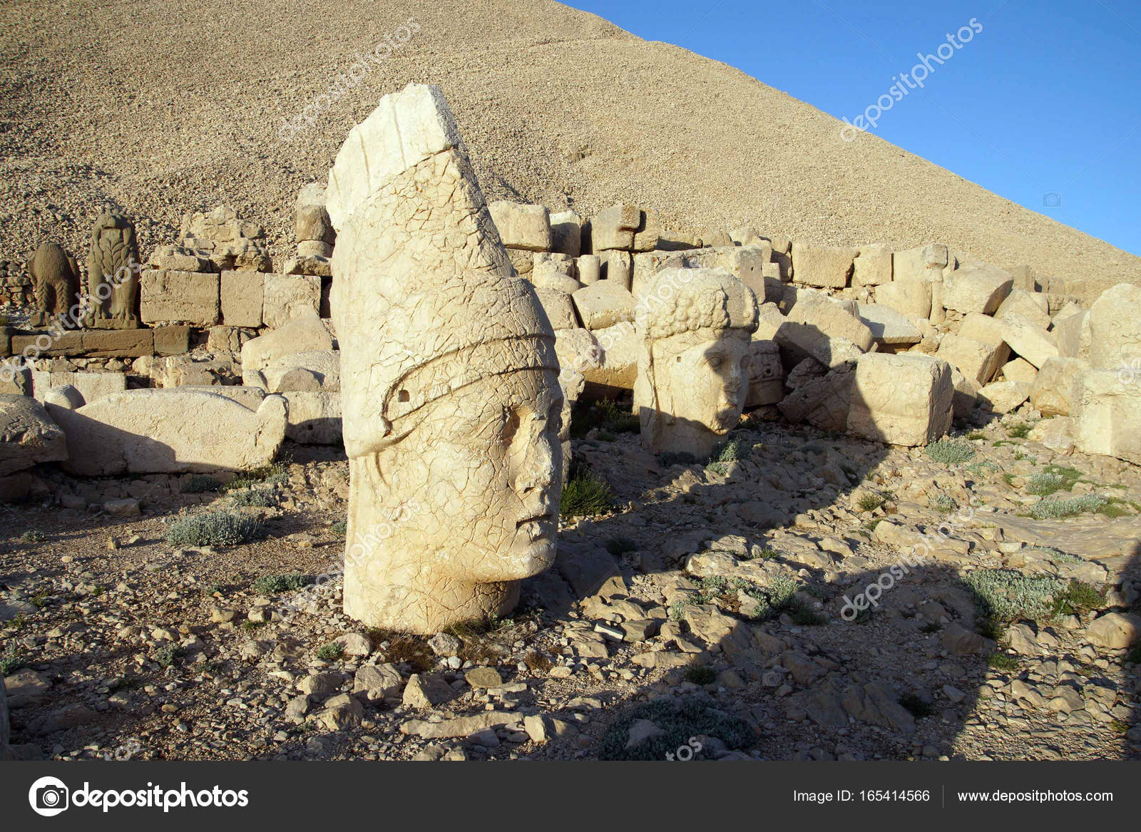 Risultati immagini per turchia nemrut dagi